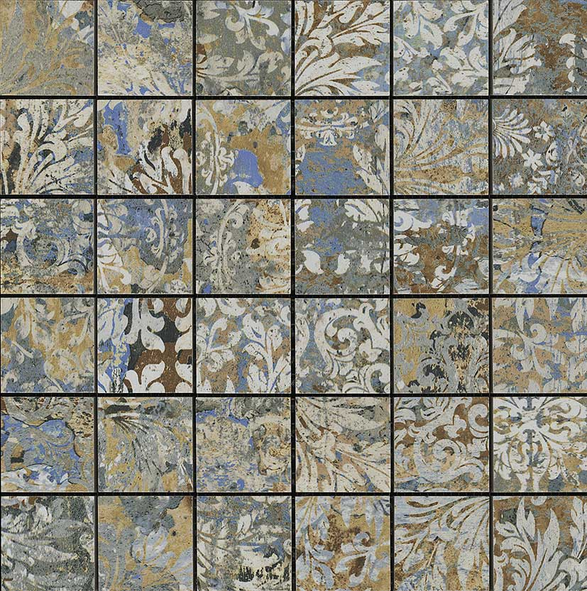 CARPET VESTIGE NATURAL MOSAICO 5X5