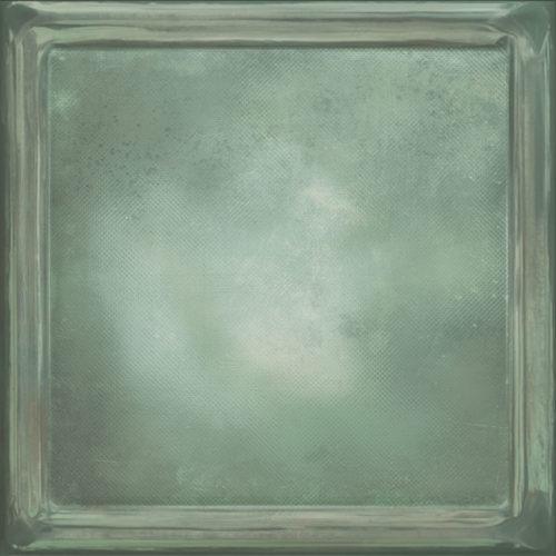 GLASS GREEN PAVÉ