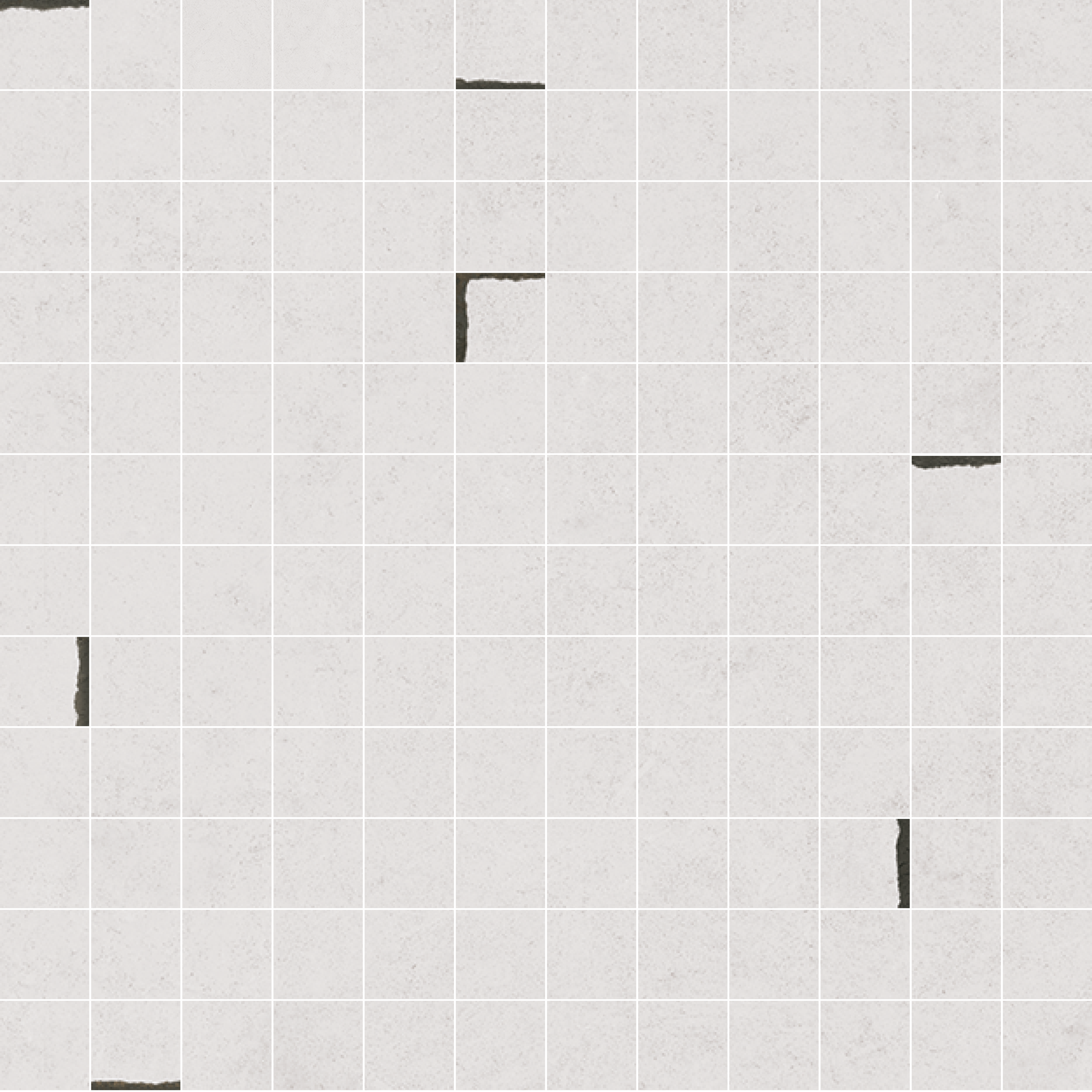 VICTORIAN WHITE MOS. 2,5×2,5