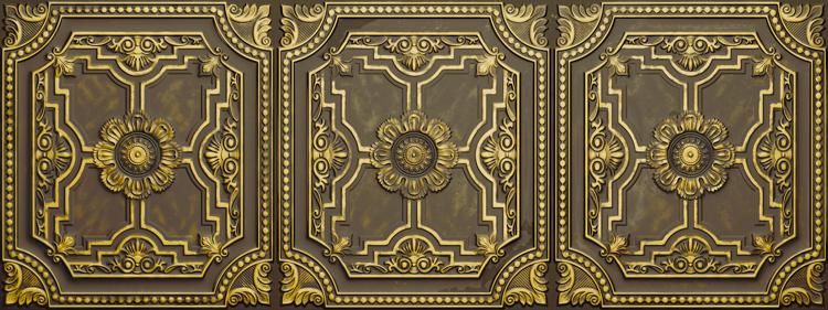 VICTORIAN GOLD NOVA