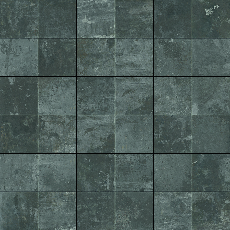 HARLEM ANTHRACITE MOSAICO 5×5