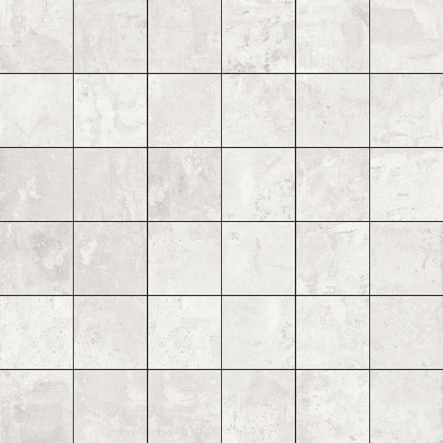 HARLEM WHITE MOSAICO 5×5